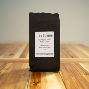 Columbian Swiss Water Decaf Coffee | The Grind Coffee Roasters