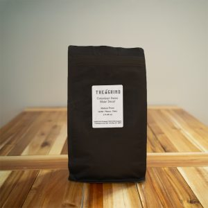 Columbian Swiss Water Decaf Coffee | The Grind Coffee Roasters