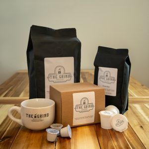 Coffee Packaging | The Grind Coffee Roasters