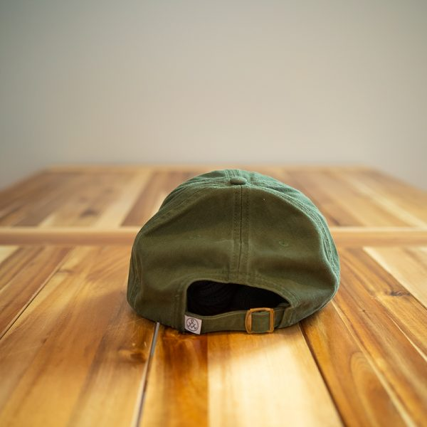 Green Dad Hat | The Grind Coffee Roasters