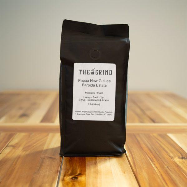Papua New Guinea Baroida Estate Coffee | The Grind Coffee Roasters
