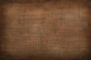 Top view plain sack textile rustic background